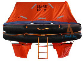 SEA AIR ATOB-12 PERSON THROW OVERBOARD